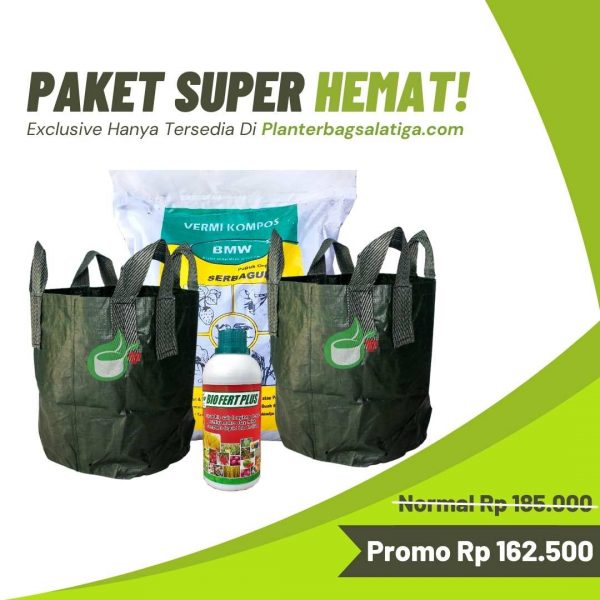 Paketan Planter Bag 150 Liter